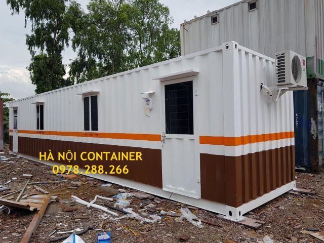 Bán container văn phòng giá rẻ, chất lượng tốt