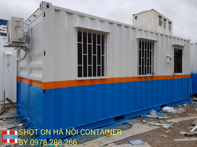 container văn phòng