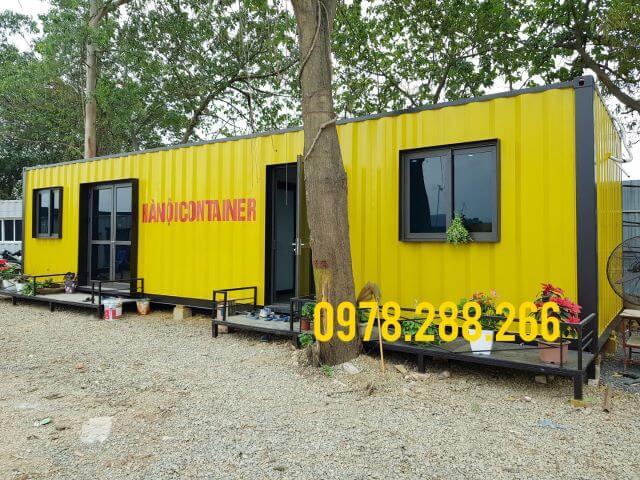 container văn phòng rộng 3,5m