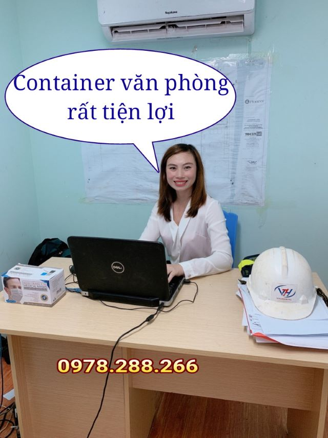 cho thuê container giá rẻ tại hà nội