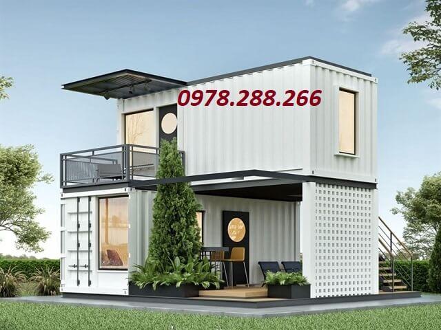 nhà container giá rẻ