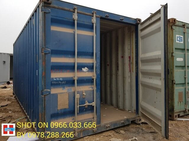 bán container kho giá rẻ