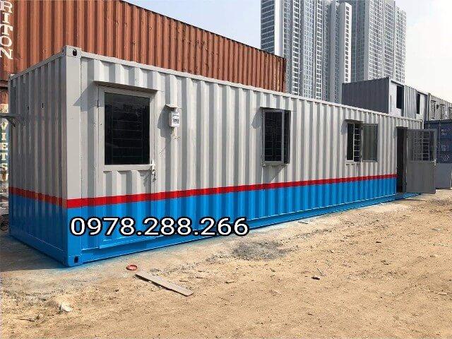 cho thuê container giá rẻ