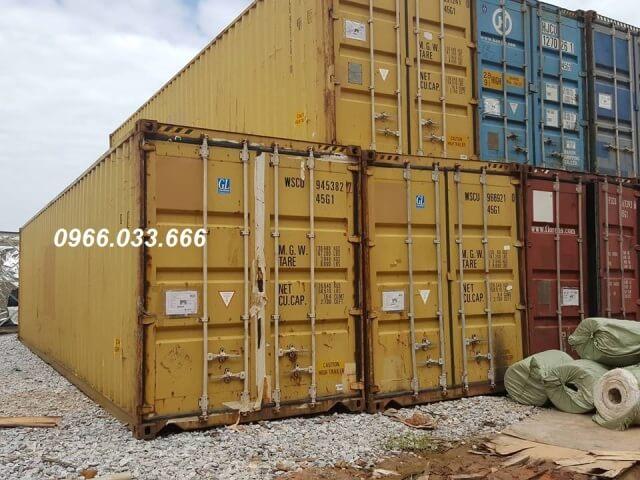 cho thuê container tại thái nguyên, tuyên quang