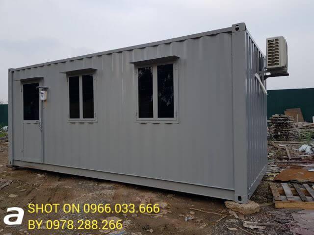 container văn phòng giá rẻ tại hà nam