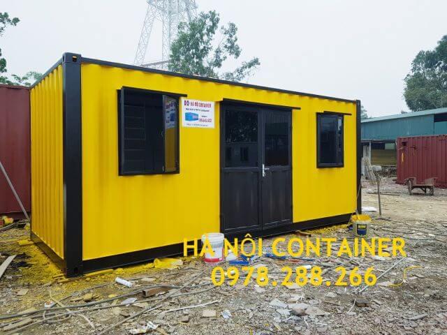 cho thuê container tại hòa bình, ninh bình