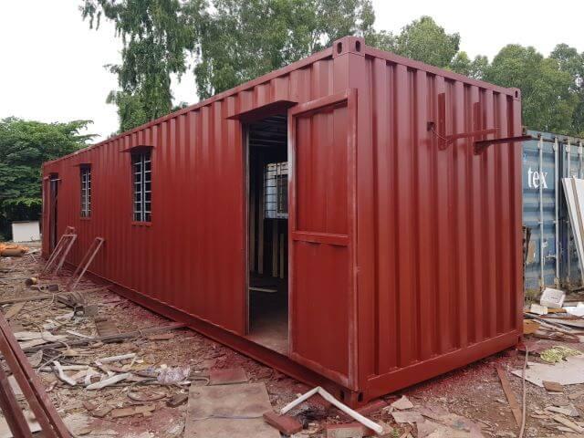 cải tạo container văn phòng