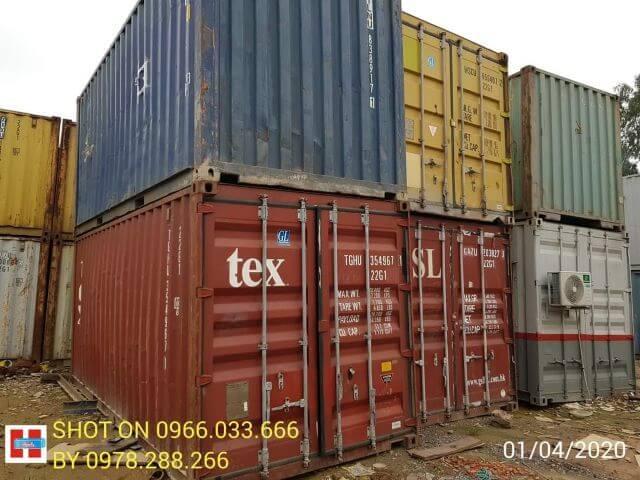 bán container kho tại bắc ninh